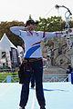 2013 FITA Archery World Cup - Women's individual compound - Semifinals - 02.jpg