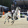 2013 Longines Global Champions - Lausanne - 14-09-2013 - Kevin Staut et Silvana HDC 1.jpg