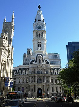 2013 Philadelphia City Hall from north at Arch Street.jpg