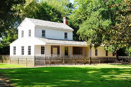 John Jay French Museum 2014-10-11 Beaumont, Tx., French Trading, Historic homes 014.JPG