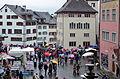 2014 Eis-zwei-Geissebei - Hauptplatz - Schlosstreppe 2014-03-04 15-02-00.JPG