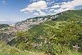 2014 Prowincja Sjunik, Widok z klasztoru Tatew na okoliczny krajobraz (01).jpg