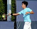 2014 US Open (Tennis) - Qualifying Rounds - Yuichi Sugita (14846827970).jpg