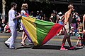 2015 Fremont Solstice parade - beach ball contingent 07 (19332707801).jpg