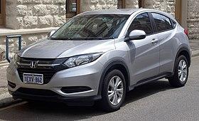 Honda Hr V Wikipedia