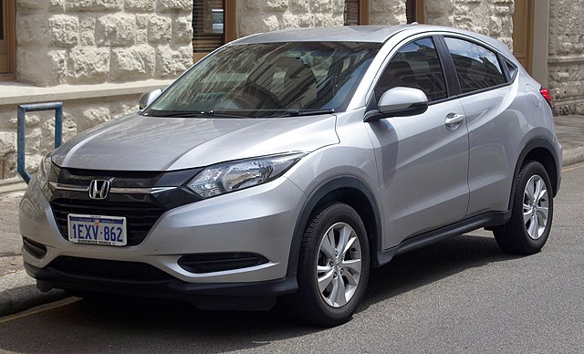 HR-V (Mk2) - Honda