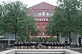 2015 Law Enforcement Explorers Conference with building behind.jpg