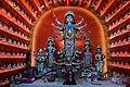 2016 Durga Puja Kolkata Shobhabazar Sarbojonin (9).jpg