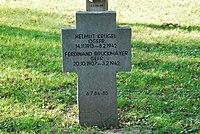 2017-09-28 GuentherZ Wien11 Zentralfriedhof Gruppe97 Soldatenfriedhof Wien (Zweiter Weltkrieg) (051).jpg