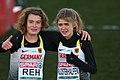 2017 European Cross Country Championships Alina Reh Kostanze Klosterhalfen.jpg
