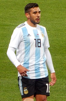 2017 FRIENDLY MATCH RUSSIA v ARGENTINA - Eduardo Salvio.jpg