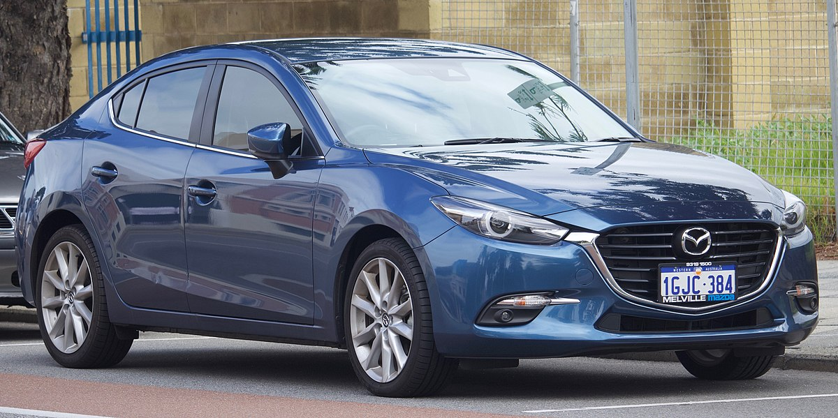 mazda3 wikipedia rh en wikipedia org Mazda 3 Hatchback Lowered used mazda 3 hatchback manual