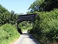 2018-07-01 Disused railway bridge, Trimingham Road, Trimingham.JPG