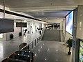 201812 Boarding Corridor on the Changzhou Station South Building 2F.jpg