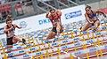 2018 DM Leichtathletik - 100-Meter-Huerden Frauen - by 2eight - DSC7471.jpg