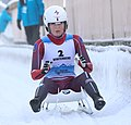 2019-01-25 Women's Sprint Qualification at FIL World Luge Championships 2019 by Sandro Halank–005.jpg