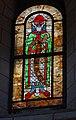 2019-01-27 Augsburg 081 Augsburger Dom, Prophetenfenster Hosea (47101330312).jpg