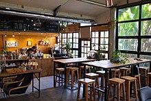 Coffeehouse Wikipedia