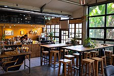 Rustic Barista Specialty Coffee in Korat