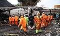 2019 Saha Airlines Boeing 707 crash 01.jpg