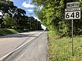 2020-06-21 17 16 33 View north along Maryland State Route 648 (Waterford Road) at Maryland State Route 915 (Baltimore-Annapolis Boulevard) in Pasadena, Anne Arundel County, Maryland.jpg