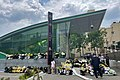 20210728 Mourning for the victims in the flood at Shakoulu Station 02.jpg