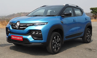 Renault Kiger Subcompact crossover SUV