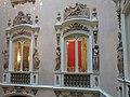 232 Palau del Marqués de Dosaigües (València), balcons del primer pis que donen al pati.jpg