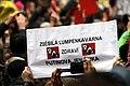 25. výročí Sametové revoluce na Albertově v Praze 2014 (37).JPG