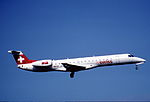 258bb - Swiss Embraer RJ145LU, HB-JAK@ZRH,14.09.2003 - Flickr - Aero Icarus.jpg