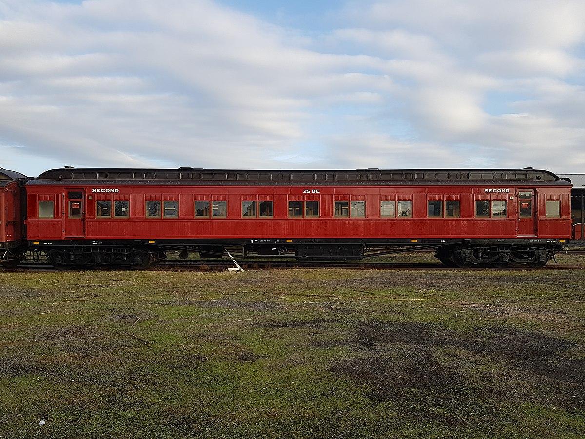Victorian Railways E Type Carriage Wikipedia