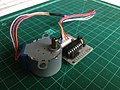 28BYJ-48 unipolar stepper motor with ULN2003 driver.jpg