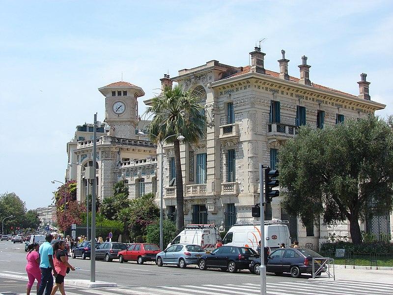 File:2 Avenue Félix Faure, Lycée Masséna, Nice, Provence-Alpes-Côte d'Azur, France - panoramio.jpg