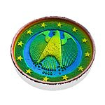 2 euro coin, confocal topography scan with ZEISS LSM 800 for Materials (27052080413).jpg