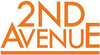 2nd Avenue (TV channel) - Image: 2nd Avenue logo 2016