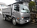 2nd generation Mitsubishi-Fuso FIGHTER front.JPG