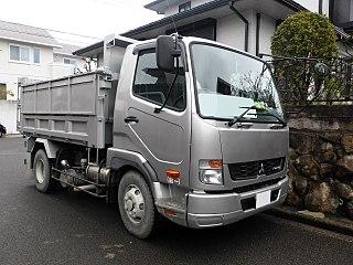 Mitsubishi Fuso Fighter Truck