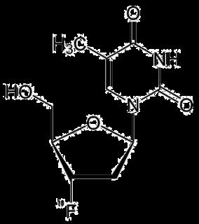 Fluorothymidine F-18 chemical compound