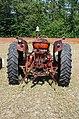 3ème Salon des tracteurs anciens - Moulin de Chiblins - 18082013 - Tracteur Nufield - 1965 - arrière.jpg
