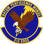 313 Expeditionary Operations Support Sq emblem.png