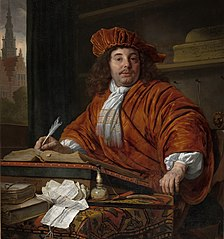 Portrait of Daniel Bernard
