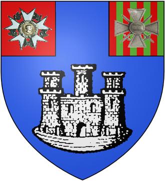 Saint-Dizier - Image: 52448 Blason Saint Dizier