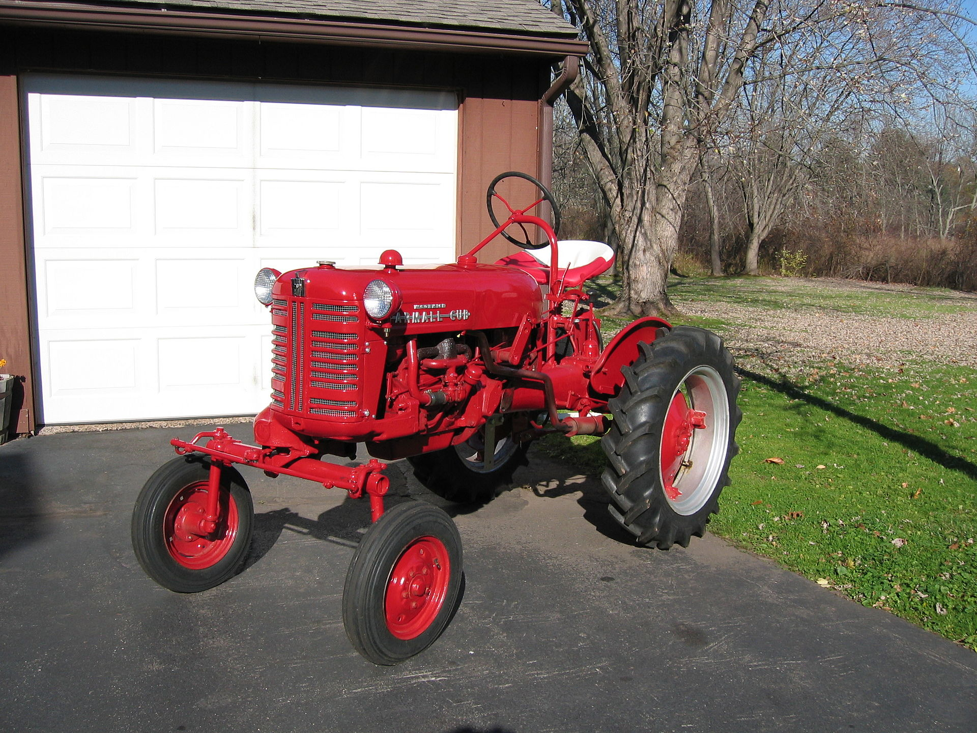Farm All Tractor : Farmall cub wikipedia