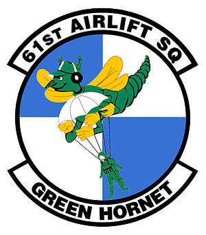 61st Airlift Squadron - Image: 61st Airlift Squadron