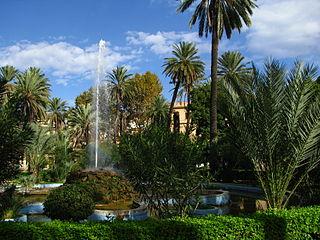 Piazza della Vittoria, Palermo