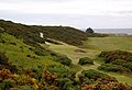 6th hole at Royal Dornoch, from behind the tee. - geograph.org.uk - 468896.jpg