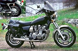 Yamaha XS Eleven - Image: 79 Yamaha XS Eleven Special