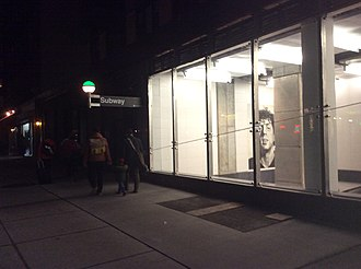 86th Street (Second Avenue Subway) - Entrance 1 in building near 83rd Street