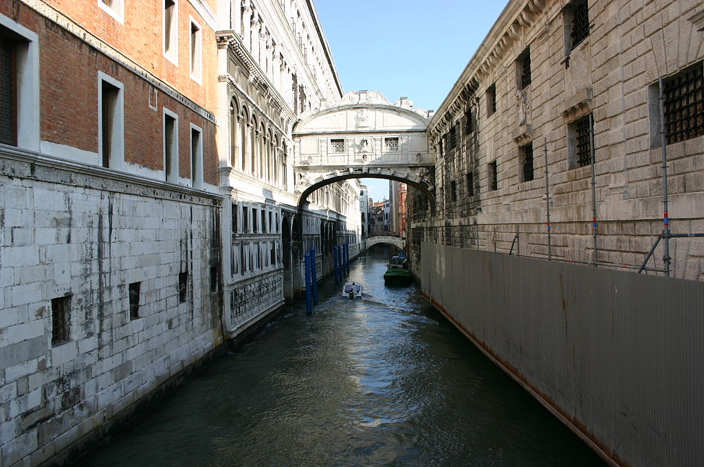 File:9461 - Venezia - Prigioni nuove (1589-1616) - Foto Giovanni ...