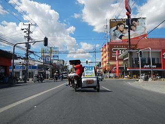 Cabanatuan - Circumferential Road-Maharlika Highway junction